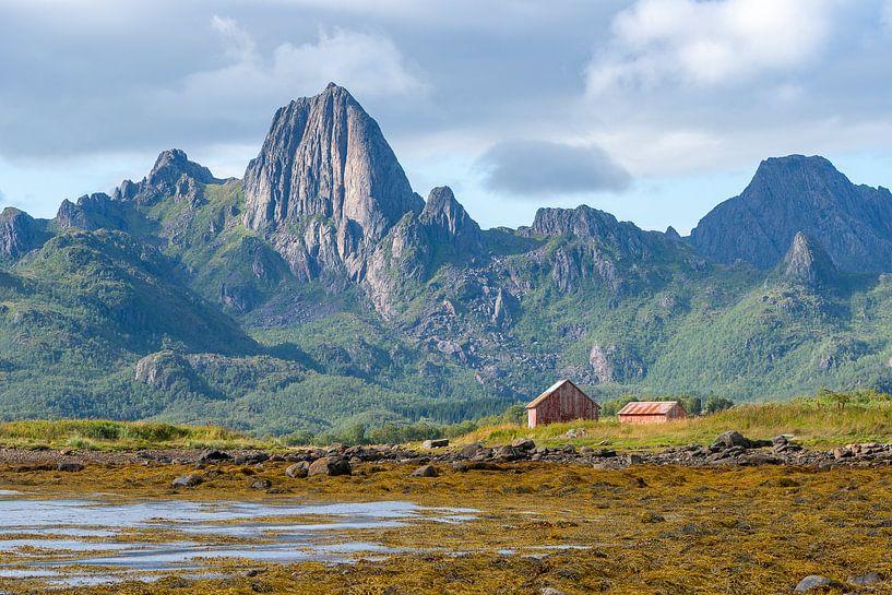 Lofoten Noorwegen van Jeroen Kleiberg