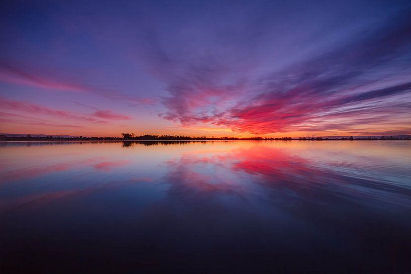 Perfect Sunset van Tom Roeleveld