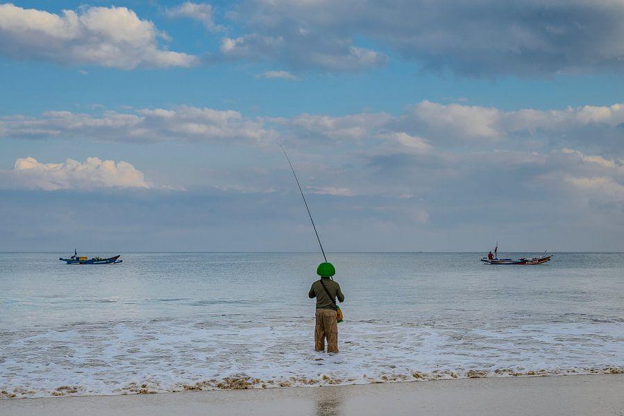 De visser van Peter Vruggink