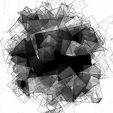 Crystal Shades van Olis-Art