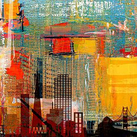 Into the city van PictureWork - Digital artist