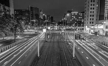 Hofplein Rotterdam von Peter Hooijmeijer