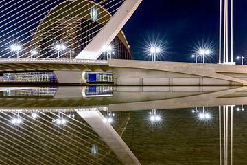 Wasser unter der Brücke von Rene Siebring