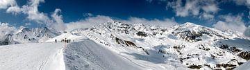 Skigebiet Serfaus von Dirk Rüter