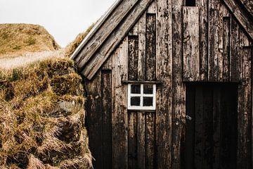 Kleiner typisch isländischer Schuppen von Holly Klein Oonk