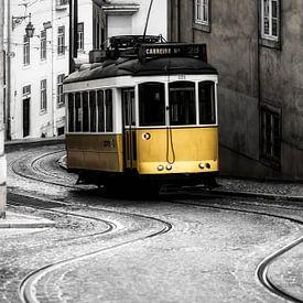 Tram 28 van Rik Verslype
