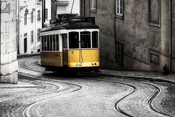 Verloren in Lissabon von Rik Verslype
