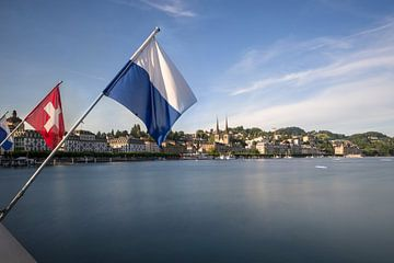 Luzern: Seebecken von Severin Pomsel