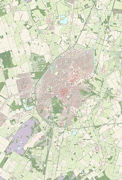 Kaart vanAssen