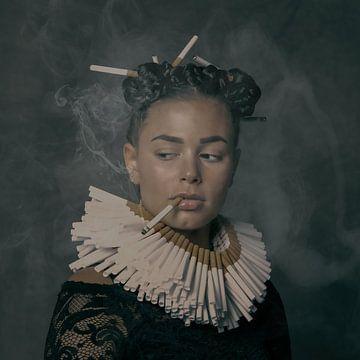 Fumée sur Soraya Ekkers