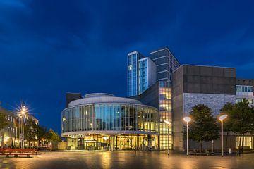 Stadhuis Almere van Bart Hendrix