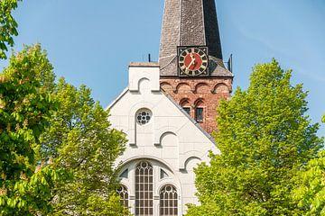 Oostgevel Pauluskerk Baarn von Studio Bosgra