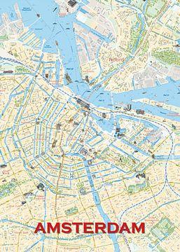 Amsterdam van Carto Studio