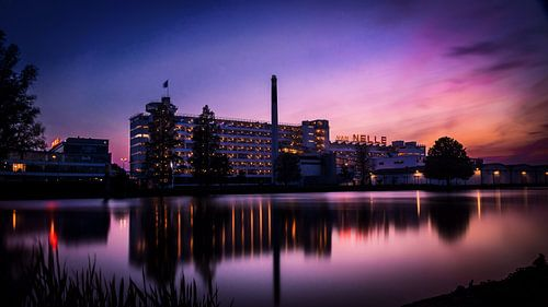 Van Nellefabriek Rotterdam van Paul Poot