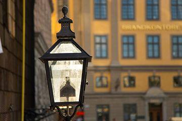 Stockholm, la ville pleine de belles architectures, photo urbaine sur Karijn Seldam