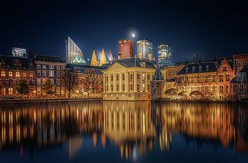 Den Haag Mauritshuis von Herman van den Berge