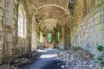 Abbaye de l'etanche van Patrick De Boeck