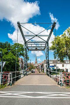 Kerkbrug Voorburg sur