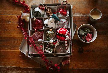 Weihnachtszeit von Marianne Bal