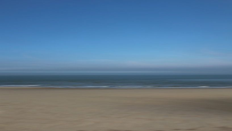 beach van Yvonne Blokland