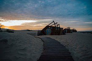 Sonnenaufgang von Awid Safaei