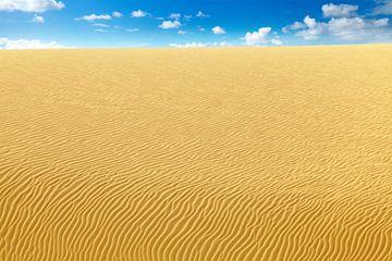 Woestijnzand van BVpix