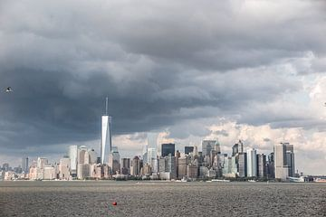 New York sur Eric van Nieuwland