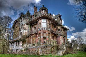Urbex Chateau Notenboom