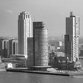 Rotterdam Sky Line von Adriana Zoon