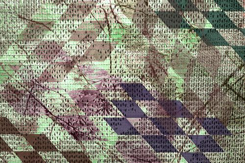 Grafisch patroon - harlekijn