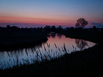 Dutch Sunrise van Larissa Geuke