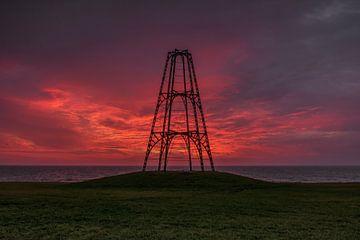 Ijzeren Kaap Texel van Ronald Timmer