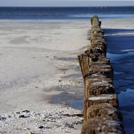 Makkum Beach van Tamara & Mariëlle van #Scherpzinniger