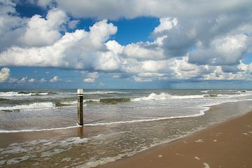 Strand Texel von Ad Jekel