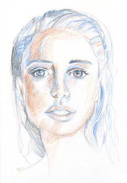Verwachtingsvol van ART Eva Maria
