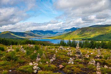 Loch Garry von Kim Claessen