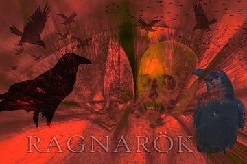 Ragnarök - Götterdämmerung van Christine Nöhmeier