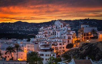 Moraira Spanien von Peter Bolman