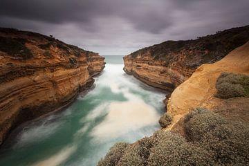 Thundercave - Great Ocean Road - Australien von Jiri Viehmann