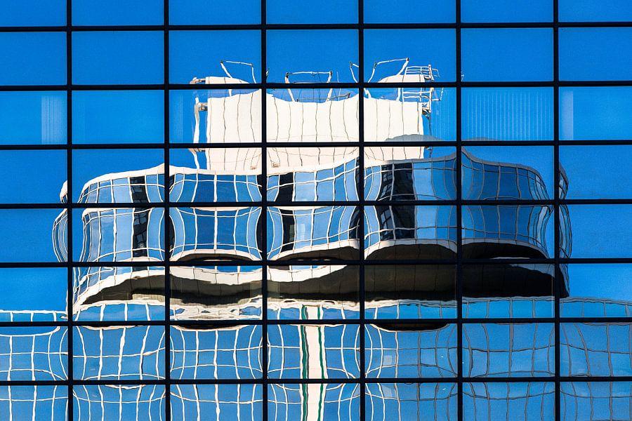 Architectuur in Reflectie - Weena, Rotterdam