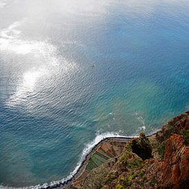 Cabo Girao (Uitzichtspunt Cabo Girão, Madeira) van BHotography