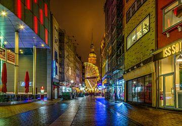 Dortmundse kerstmarkt 2018 van Johnny Flash