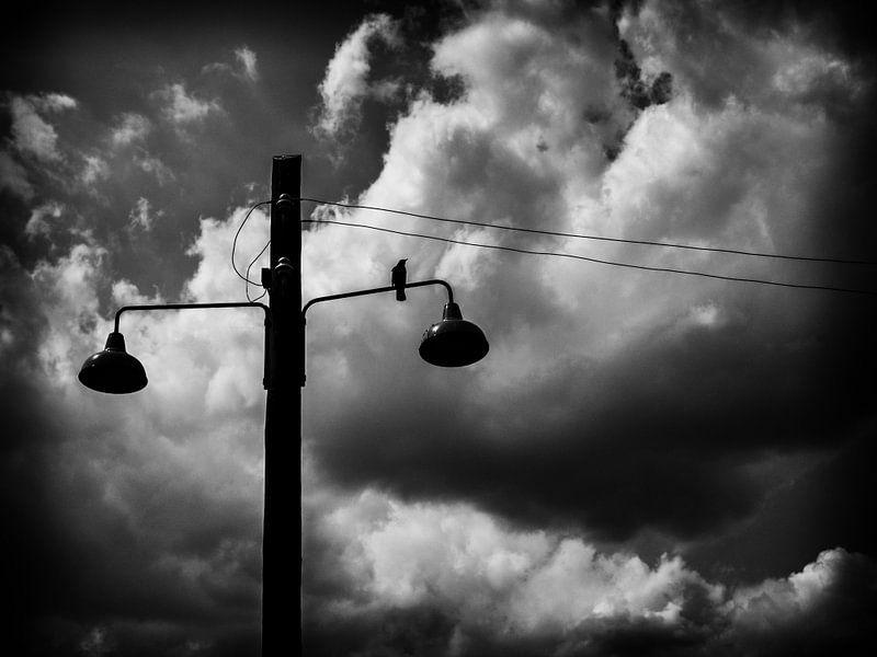 Straatverlichting van Lex Schulte