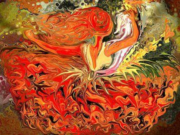 Flamenco van Heidrun Carola Herrmann
