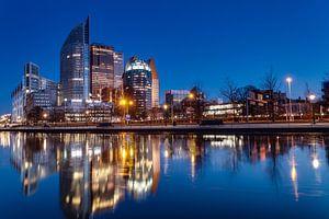 Skyline Den Haag van Tom Roeleveld