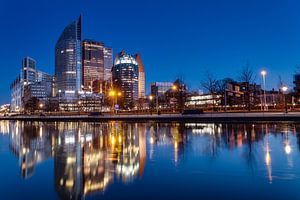 Skyline Den Haag van