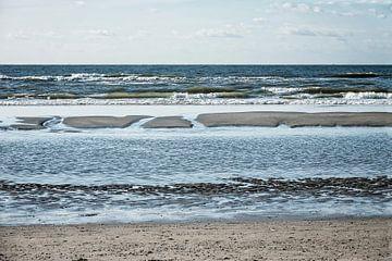 Gelaagd zeezicht van Anouschka Hendriks