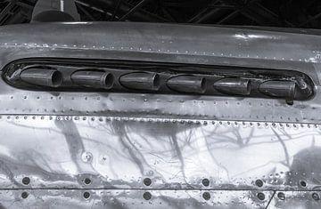 Detail Spitfire von Mark Veldman
