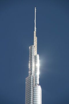 Burj Khalifa Dubai von Willem Holle WHOriginal Fotografie