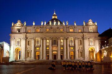 Sint Pieter, Rome van